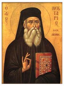St Nektarios